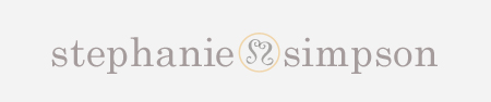 Stephanie Simpson Photography logo